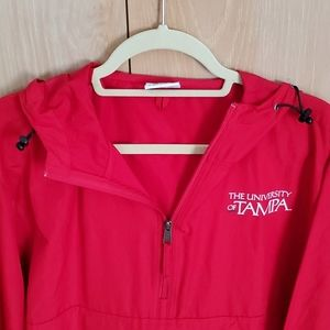 Champion Other - University of Tampa Champion wind breaker  Size S